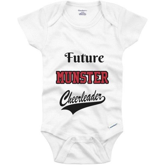Future Cheerleader Onesie