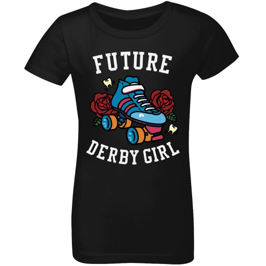 Future Derby Girl Youth Tee