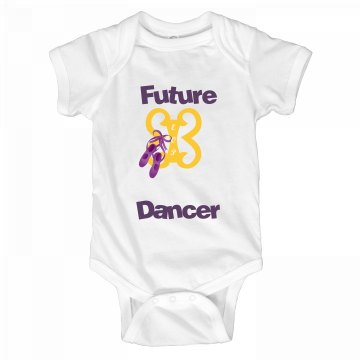 Future EOP Dancer Onesie