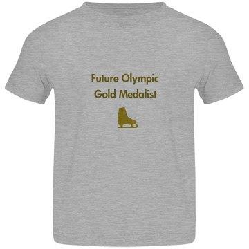 Future Gold Figure skater gold