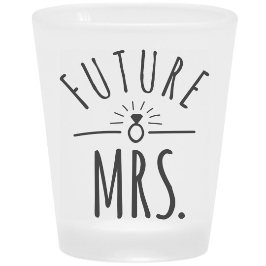 Future Mrs Customizable Bridal Gift
