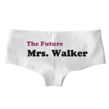 Future Mrs Hotshort