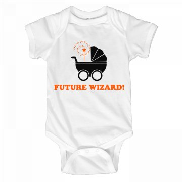 Future Wizard Onesie