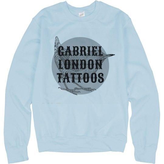 Gabriel London Tattoos Sweatshirt