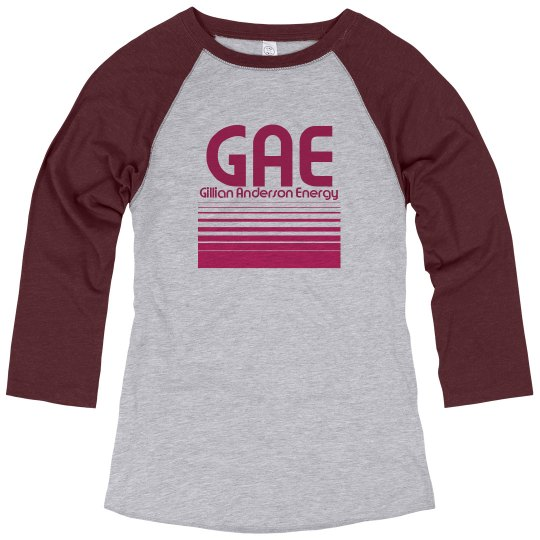 GAE in Navy and Pink