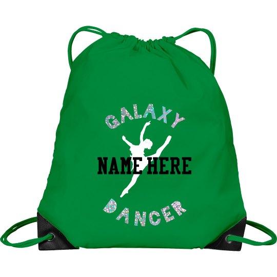 Galaxy Clinch Bag