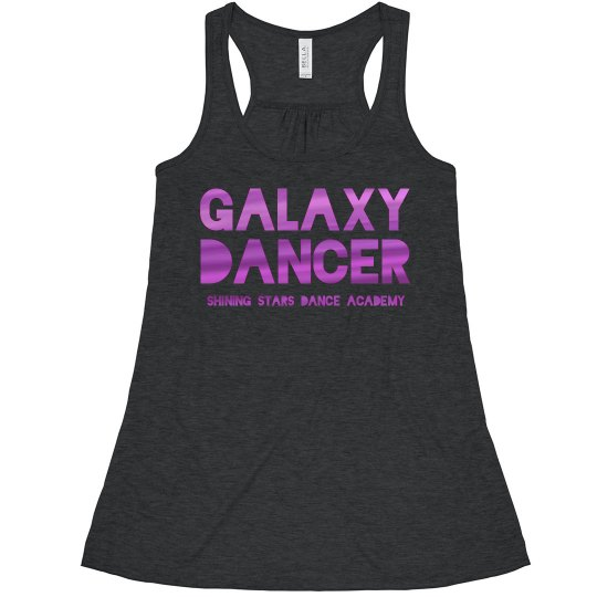 Galaxy Dancer Tank
