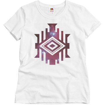 Galaxy Tribal Shirt