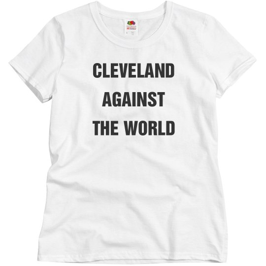 Game 7 Cleveland Against The World