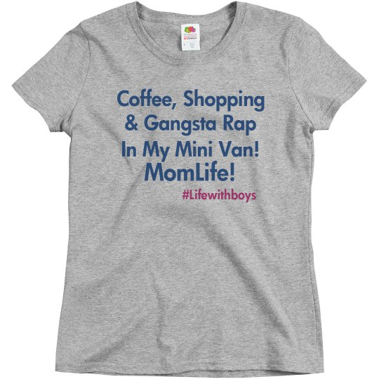Gangsta Rap (Form Fitting)
