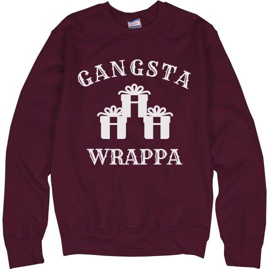 Gangster Present Wrapper