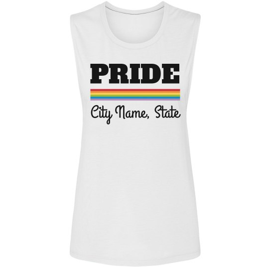 Gay Pride Parade Custom City LGBTQ