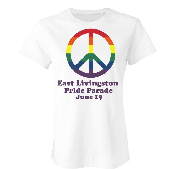 Gay Pride Parade Tee