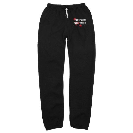 GCDS Black Sweatpants