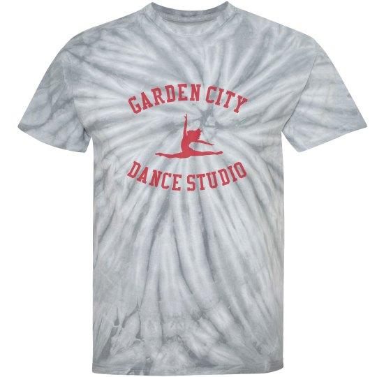GCDS Gray Tie Dye