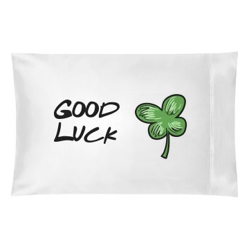 gd luck pillowcase