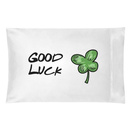 gd luck pillowcase