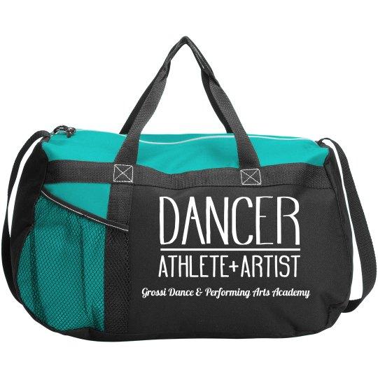GDPAA Dancer Duffle Bag