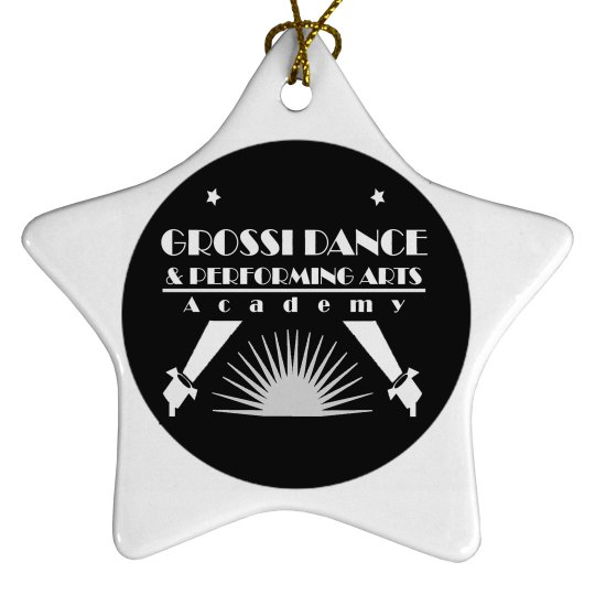 GDPAA Star Ornament