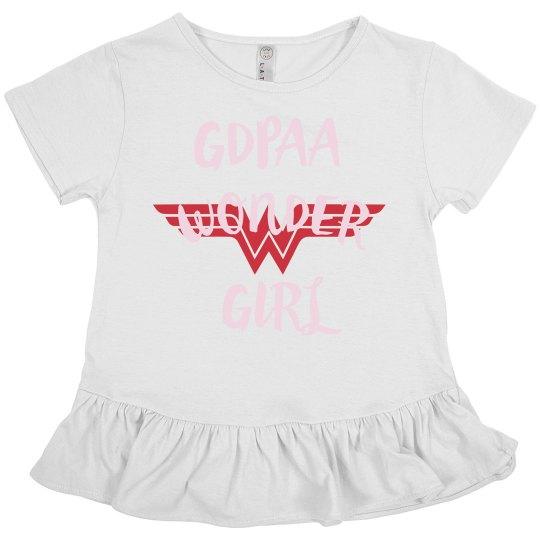 GDPAA Wonder Girl T-Shirt