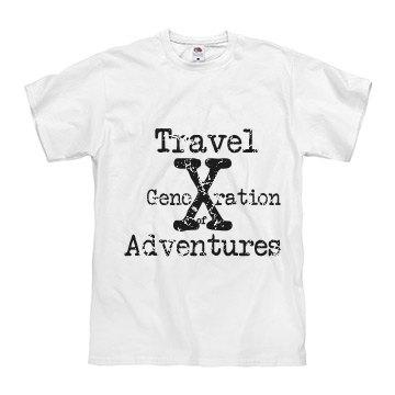 Generation X Travel Tee-Men