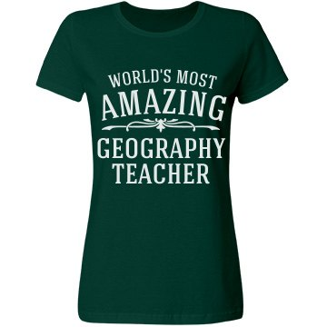 Geography Teacher