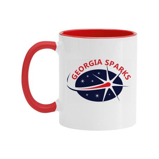 Georgia Sparks Coffee Mug