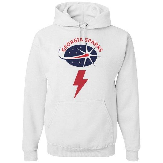 Georgia Sparks Hooded Sweatshirt