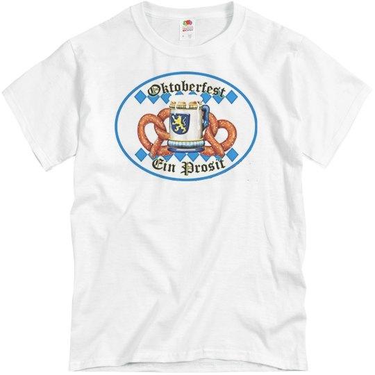 Germany Oktoberfest T Shirt