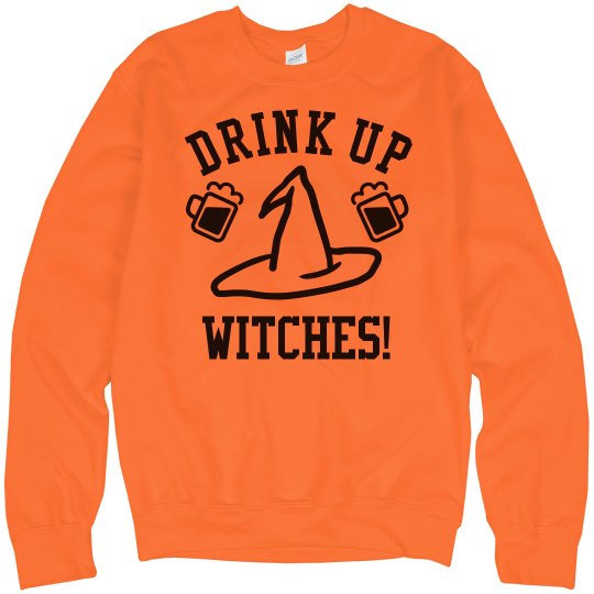 Get Drunk With Witches