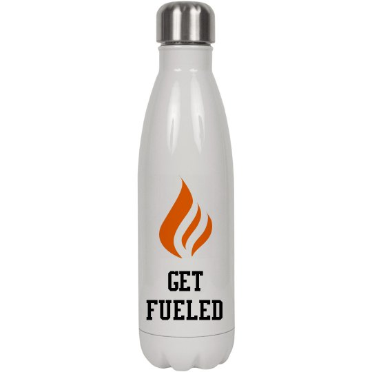 Get Fueled Water Bottle