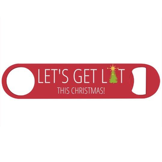Get Lit Like A Christmas Tree Gift