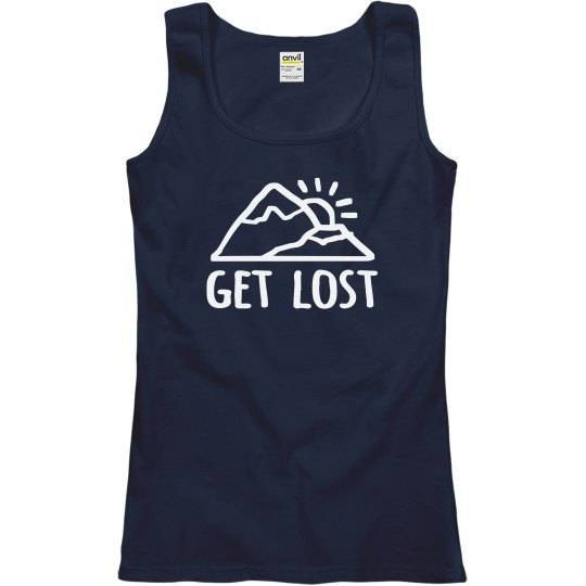 Get Outside and Get Lost Tank