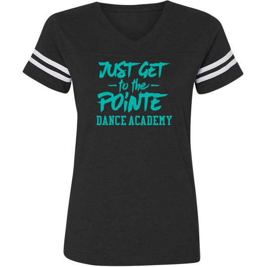 Get to the Pointe Dance Mom