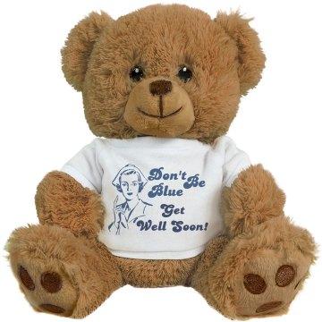 Get Well Nurse Bear