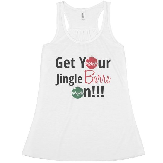 Get your Jingle Barre on!!