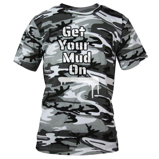Get Your Mud Run On Camo