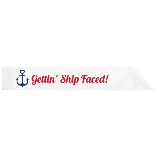 Getting Ship Faced Cruise Party