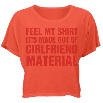 GF Material Orange