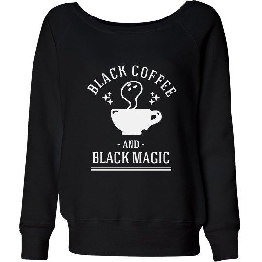 Ghostly Black Coffee Black Magic