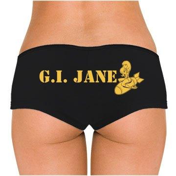 G.I. Jane Shorts