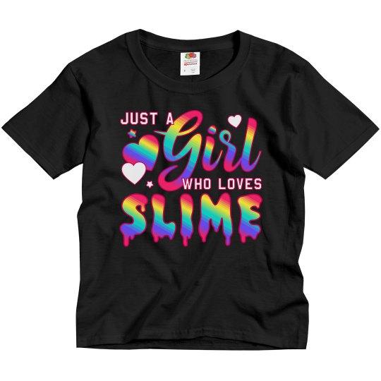 Gifts For Kids Girl Who Loves Slime