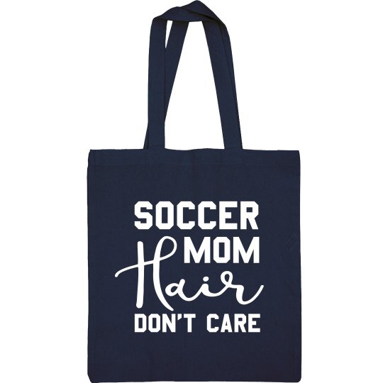 Gifts For Mom Soccer Hair Bag