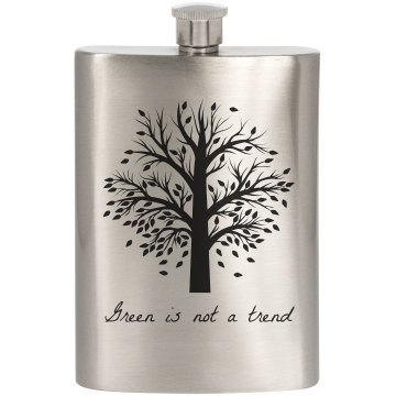 GINAT - Stainless Steel Flask