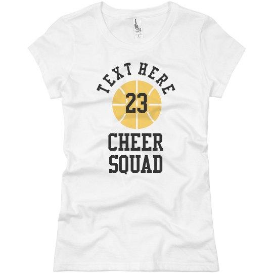 Girlfriend Cheer Squad Slim