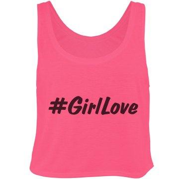 #GirlLove Supporter