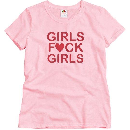 Girls Fuck Girls