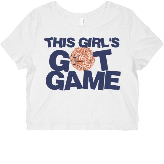 GIRL'S GOT GAME