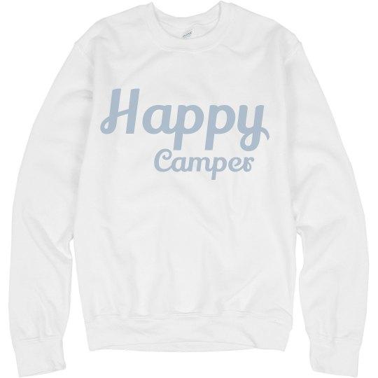 girls happy camper