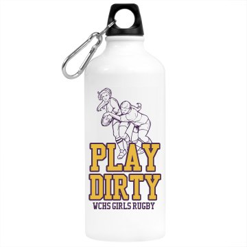 Girls Rugby Bottle